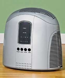 Prem-I-Air Air Purifier with Remote Control