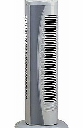 Prem I Air New 29 Oscillating Standing Tower Fan Cooling