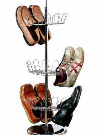 Revolving Shoe Rack Uk