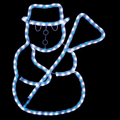 Premier christmas gifts reviews snowman rope light 80cm aloadofball Gallery