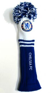 CHELSEA FC POM DRIVER HEADCOVER