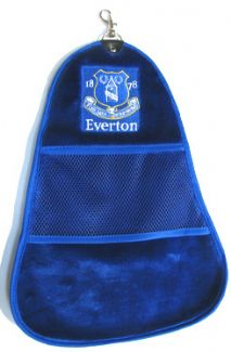 EVERTON FC CLEANSWING GOLF TOWEL