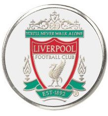LIVERPOOL FC BALL MARKER LIVERPOOL