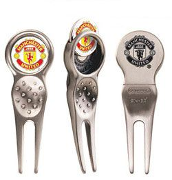 MANCHESTER UNITED FC DIVOT TOOL MANCHESTER UNITED