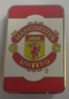 MANCHESTER UNITED FC MONEY CLIP MANCHESTER UNITED