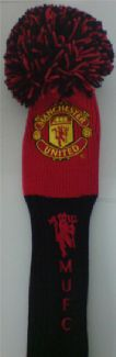 MANCHESTER UNITED FC POM DRIVER HEADCOVER