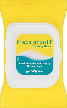 Preparation H, 2041[^]10059362 Soothing Wipes - 30 Wipes 10059362