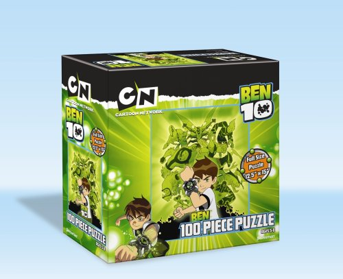 Pressman Toy International Ltd Ben 10 Puzzle (100 pieces) product image