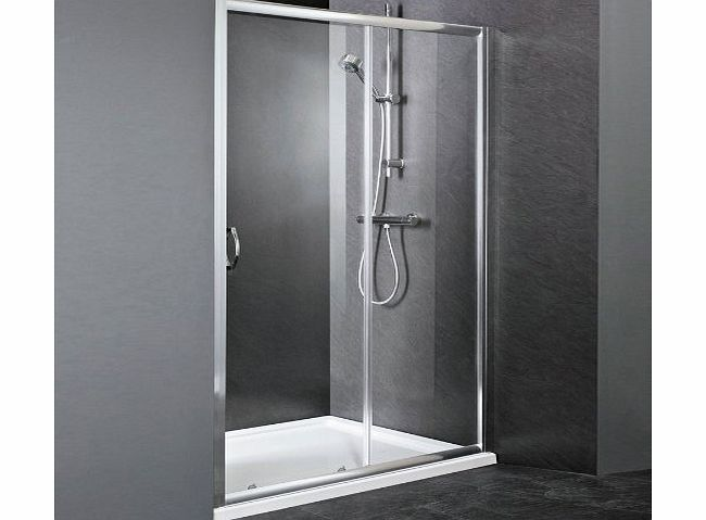 Prestige primo 1200mm sliding shower door review for 1200mm shower door sliding