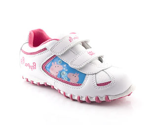 Peppa Pig Velcro Trainer - Infant
