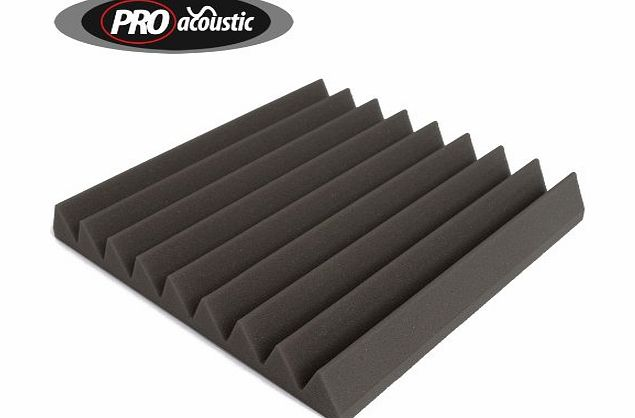 Pro Acoustic Foam Tiles AFW305 24 Tile Pack Studio Sound Treatment product image