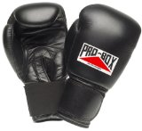 Black Sparring Gloves 14oz