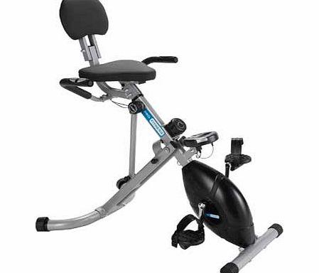 Pro Fitness Recumbent Folding Exercise Bike Review