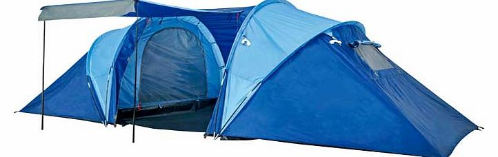 sc 1 st  Compare Store Prices & pro action 6 person 2 room tent