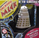 Product Enterprise Doctor Who - White and Red - Micro Talking Dalek