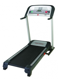 A great value compact foldable treadmill with a top speed of 10mph and six workout programmes - CLICK FOR MORE INFORMATION