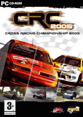 Project 3 Cross Rally Championship 2005 PC