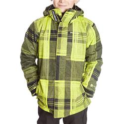Protest Boys Casper Snow Jacket - Lime Punch product image