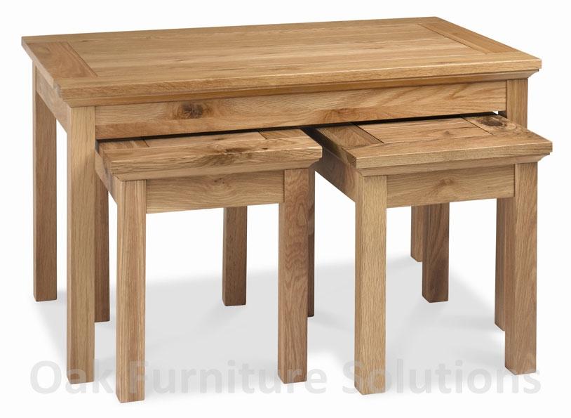 Veneer Nest Of Tables