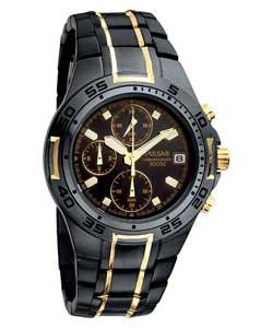 http://www.comparestoreprices.co.uk/images/pu/pulsar-gents-chronograph-black-two-tone-bracelet-watch.jpg
