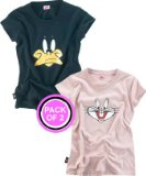 Bugs/Daffy Pack of 2
