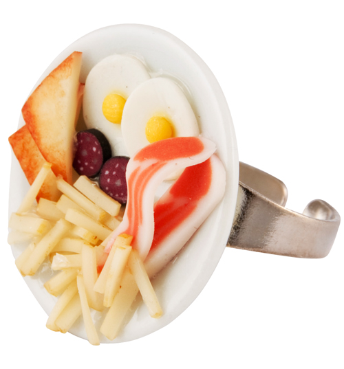 Punky Allsorts Big Breakfast Ring from Punky Allsorts product image