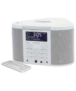 pure dab radio alarm clocks. Black Bedroom Furniture Sets. Home Design Ideas