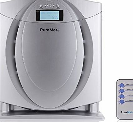 PureMate Hepa Air Purifier with Ioniser and Remote Control product image