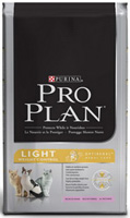 Purina Pro Plan Adult Cat - Light (400g) product image