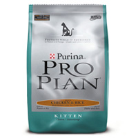 Purina Pro Plan Kitten - Chicken & Rice (3kg) product image