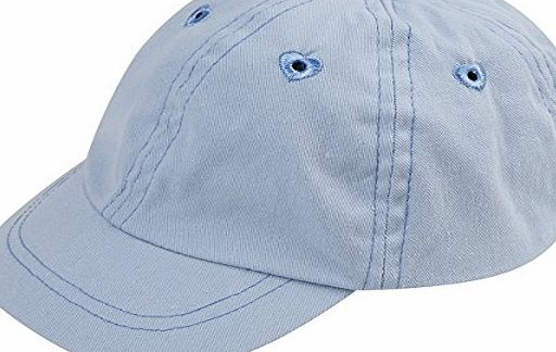 Baby Boys Cap With Embroidery Holes Babies Baseball Sun Hat Flat Peak