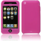 Qubits IPHONE 3G PINK SKIN CASE product image