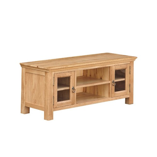 Large Oak Tv Stand 594.019