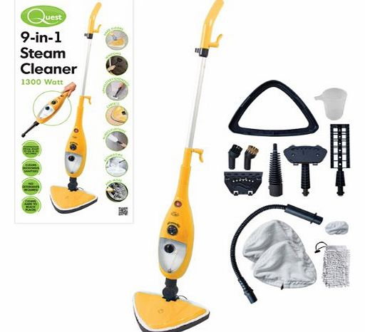 Quest 9-in-1 Steam Cleaner product image