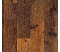 Step Eligna Vintage Oak Dark Varnished