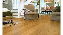 Step Perspective Natural Varnished Oak
