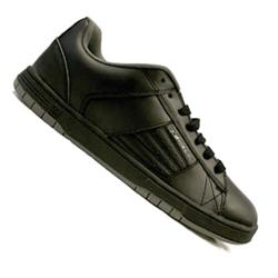 Area Skate Shoes - Black/Black/Grey