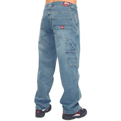 Carpenter style jeans - Light Used Denim - CLICK FOR MORE INFORMATION