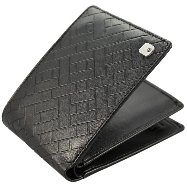 Quiksilver Black Drastic Wallet by product image