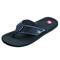 The Quiksilver Boys Little Abyss Flip Flops are available in Black/Grey. These Ultra Cool Quiksilver Flip Flops Feature:- Synthetic Upper Material Thong Straps 3/4 inch thick sole Quiksilver Branding on Straps - CLICK FOR MORE INFORMATION
