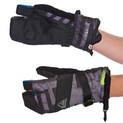 Quiksilver Boys Phalanges Snow Gloves - Snapper product image