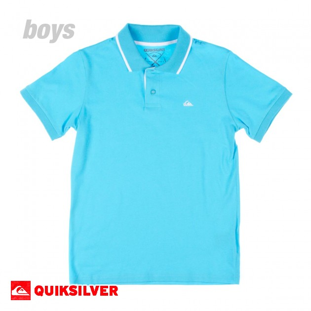 Quiksilver Boys Quiksilver Push It T-Shirt - Blackies Blue product image