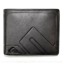 Decoy Leather Wallet - Black