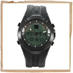 Quiksilver Drop In Ana-Digit Watch Black product image