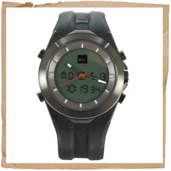 Quiksilver Drop In Ana-Digit Watch Grey product image