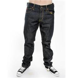 Matador Straight 32L Jeans - Dark Rigid