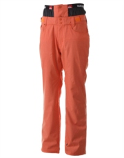 Quiksilver Mens High Line Shell Pant - Orange product image