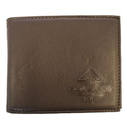 quiksilver Salvation Leather Wallet - Chocolate product image