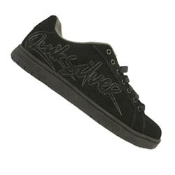 Topic II Suede Skate Shoes - Black/Grey