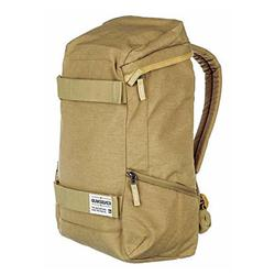 The Quiksilver Ublo Laptop Rucksack is available in Camel. 82% Polyester 18% Cotton 1 Zipped Main Compartment With Laptop Pocket 1 Zipped Top Pocket 2 Zipped Side Pockets Carry Handle. - CLICK FOR MORE INFORMATION